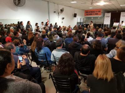 Reunión Fiscales Florencio Varela